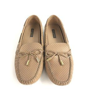 Louis Vuitton Gloria Flat Loafers Brown Sz 39/9